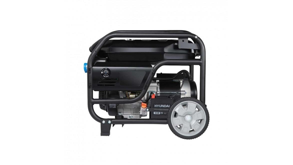 Бензиновый генератор Hyundai HHY 10050FE-3 ATS