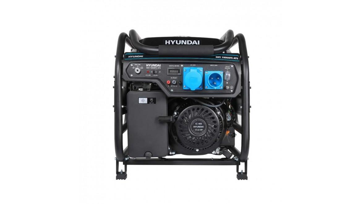 Бензиновый генератор Hyundai HHY 10050FE ATS
