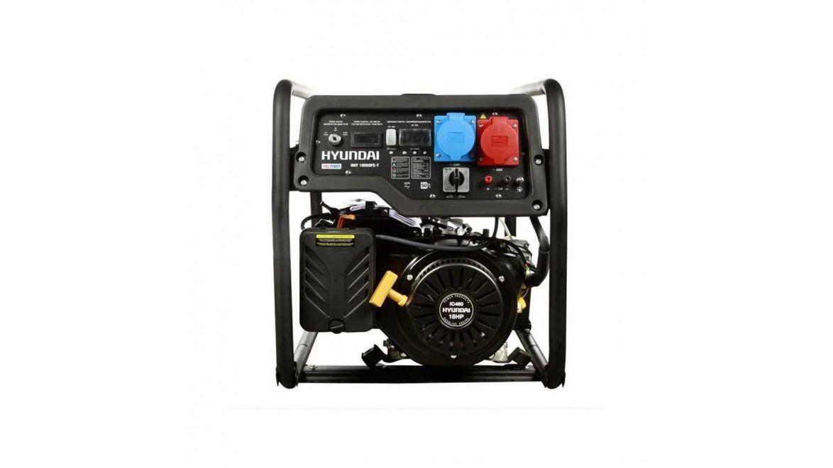 Бензиновый генератор Hyundai HHY 1050FE-T фунція (VTS)