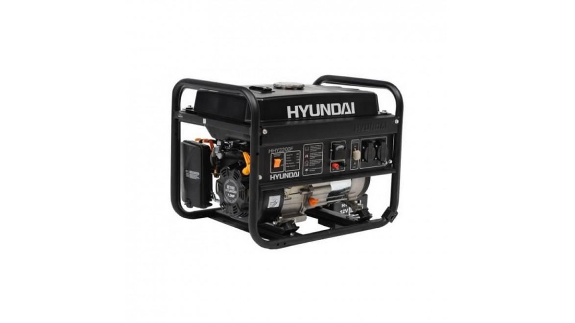 Бензиновый генератор Hyundai HHY 2200 F