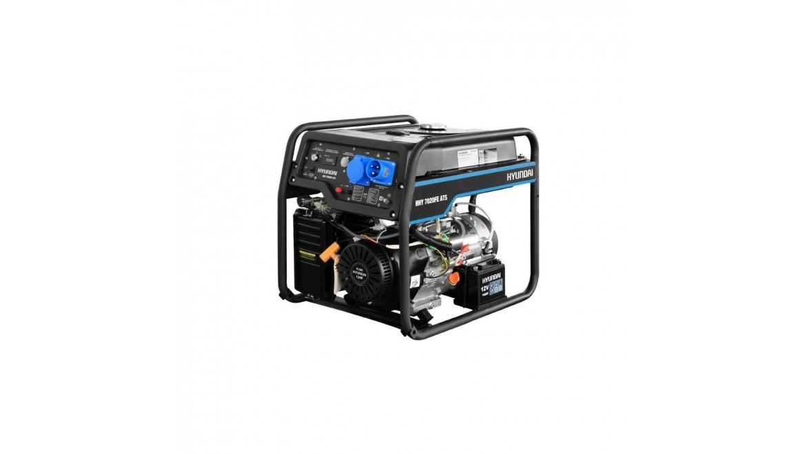 Бензиновый генератор Hyundai HHY 7020FE-ATS