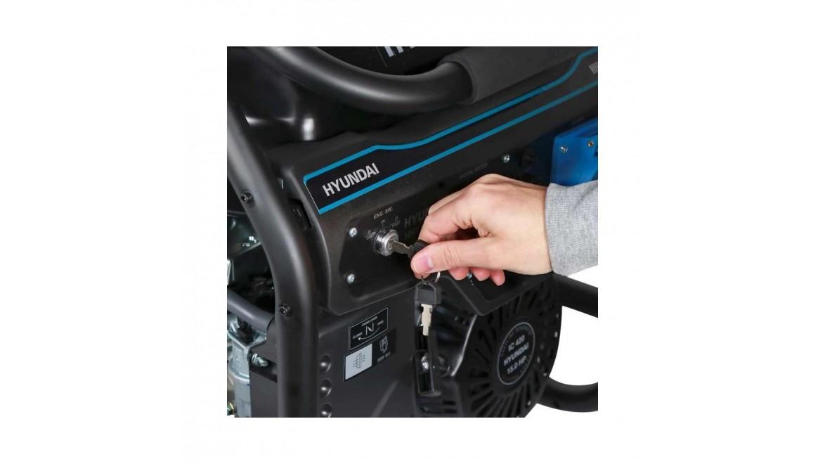 Бензиновый генератор Hyundai HHY 7050FE ATS