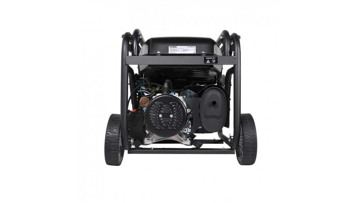 Бензиновый генератор Hyundai HHY 9050FE - ATS
