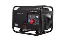 Бензиновый генератор Hyundai HY 7000 SE 3