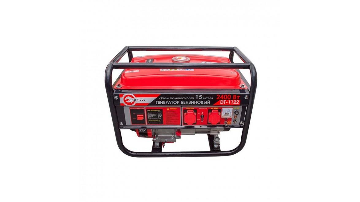 Бензиновый генератор Intertool DT-1122