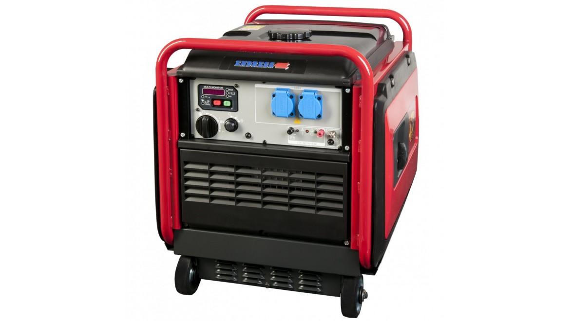 Бензиновый генератор Endress ESE 3500 T Silent