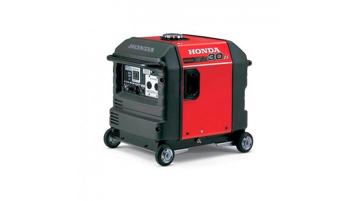 Бензиновый генератор Honda EU 30 IS1