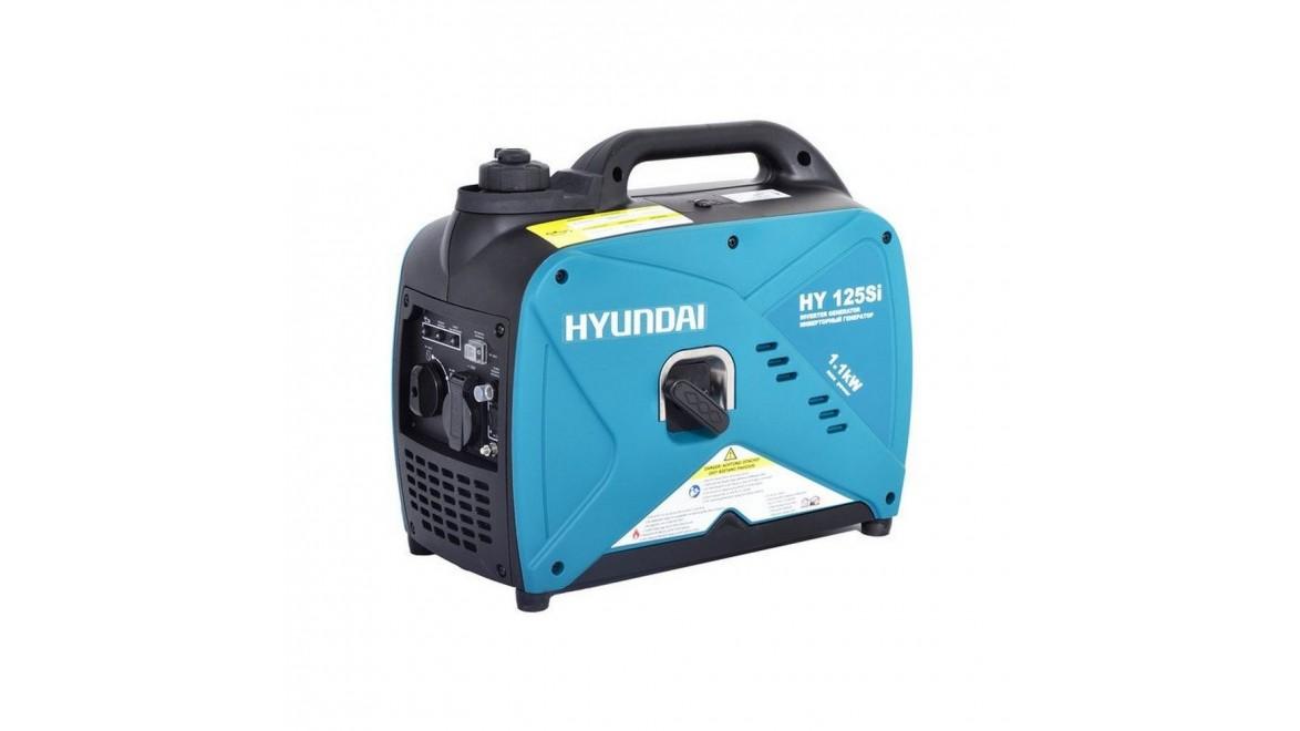 Генератор Hyundai HY 125 Si