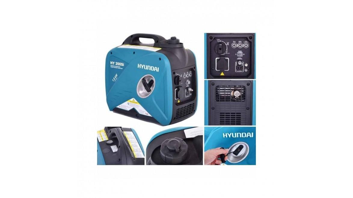 Бензиновый генератор Hyundai HY 200 Si