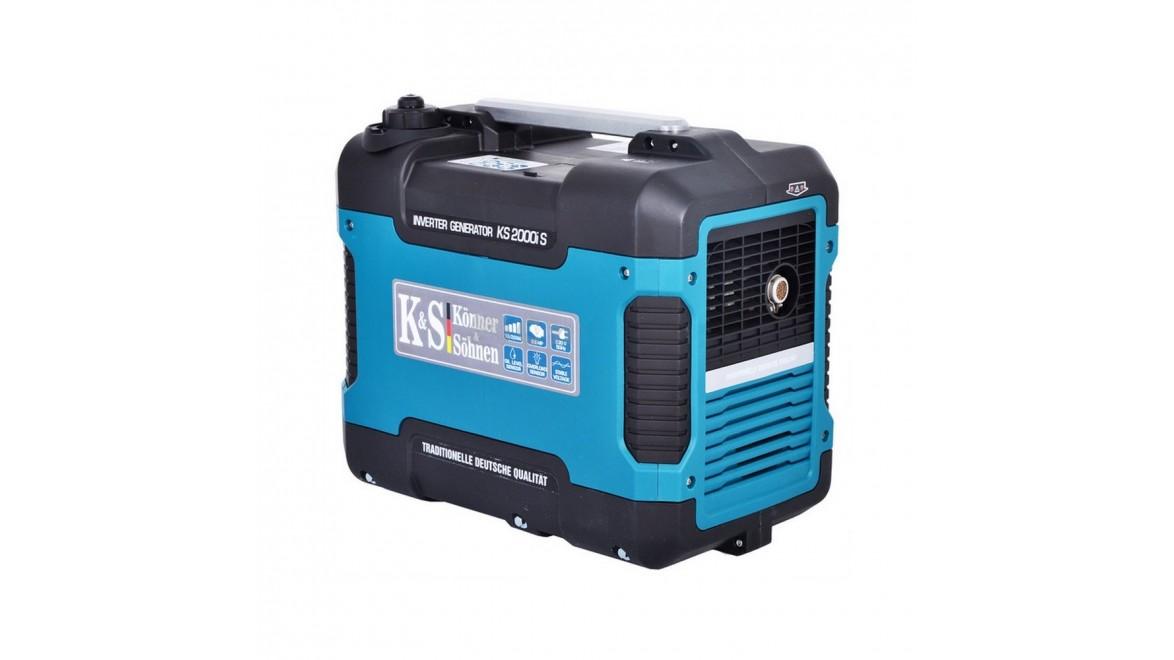 Бензиновый генератор Konner&Sohnen 2000i S