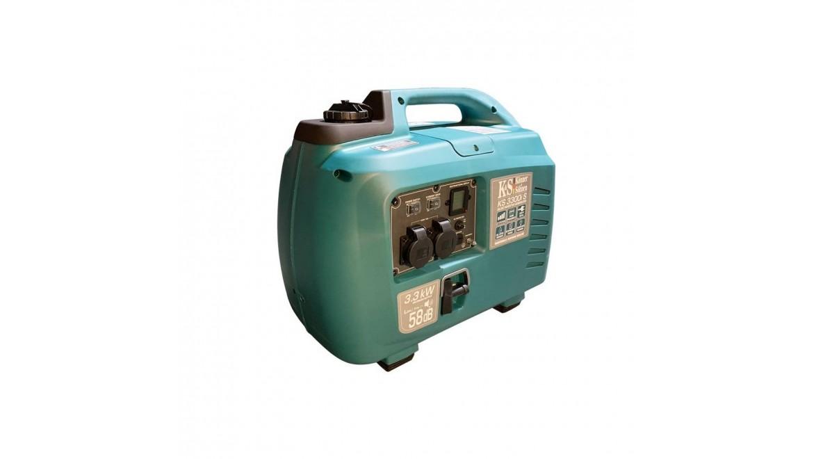 Бензиновый генератор Konner&Sohnen KS 3300i S