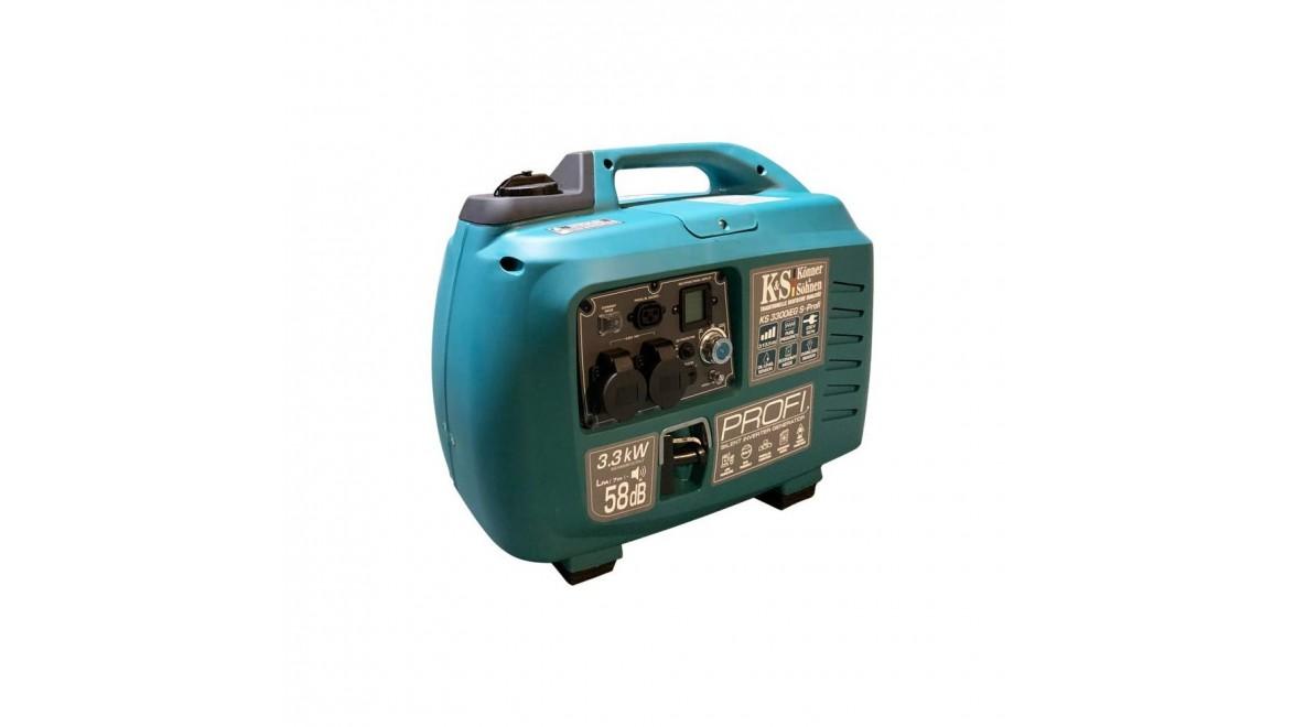 Гибридный генератор Konner&Sohnen KS 3300iEG S-PROFI