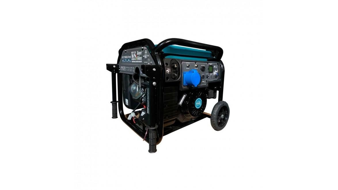 Гибридный генератор Konner&Sohnen KS 7100iE G-PROFI