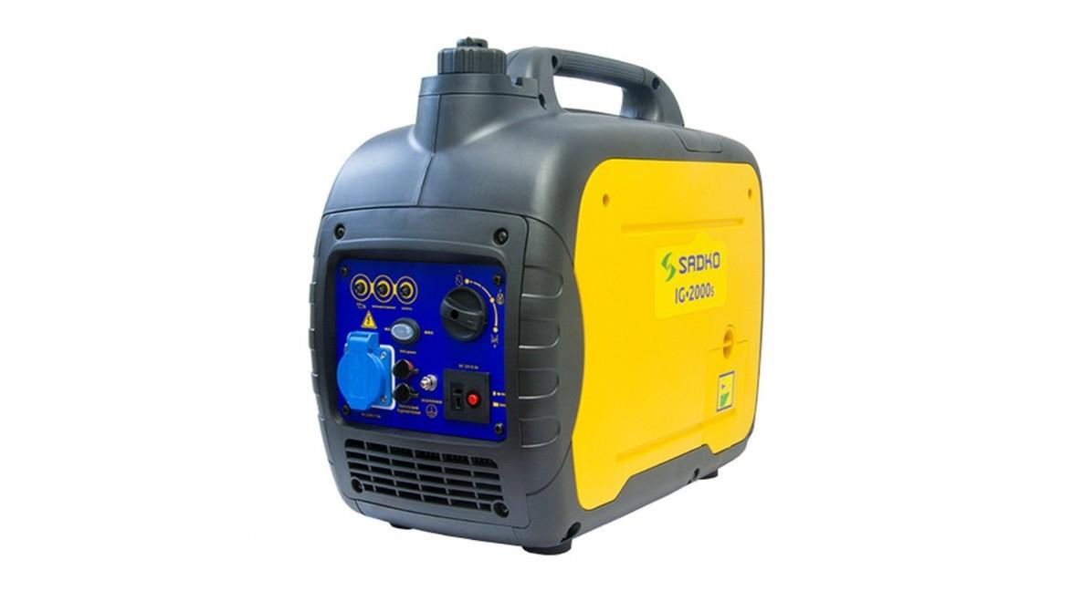 Бензиновый генератор Sadko IG-2000S