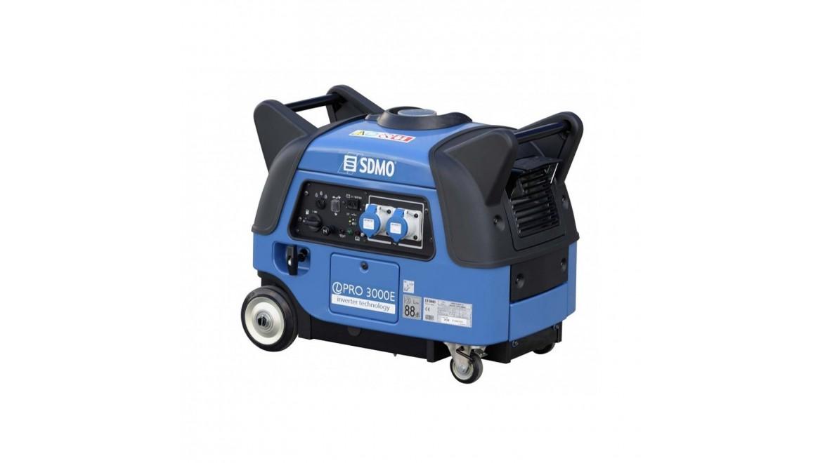 Бензиновый генератор SDMO Inverter Pro 3000 E
