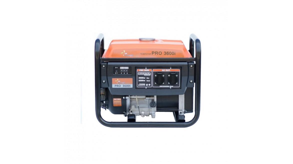 Бензиновый генератор Weekender 3600PRO