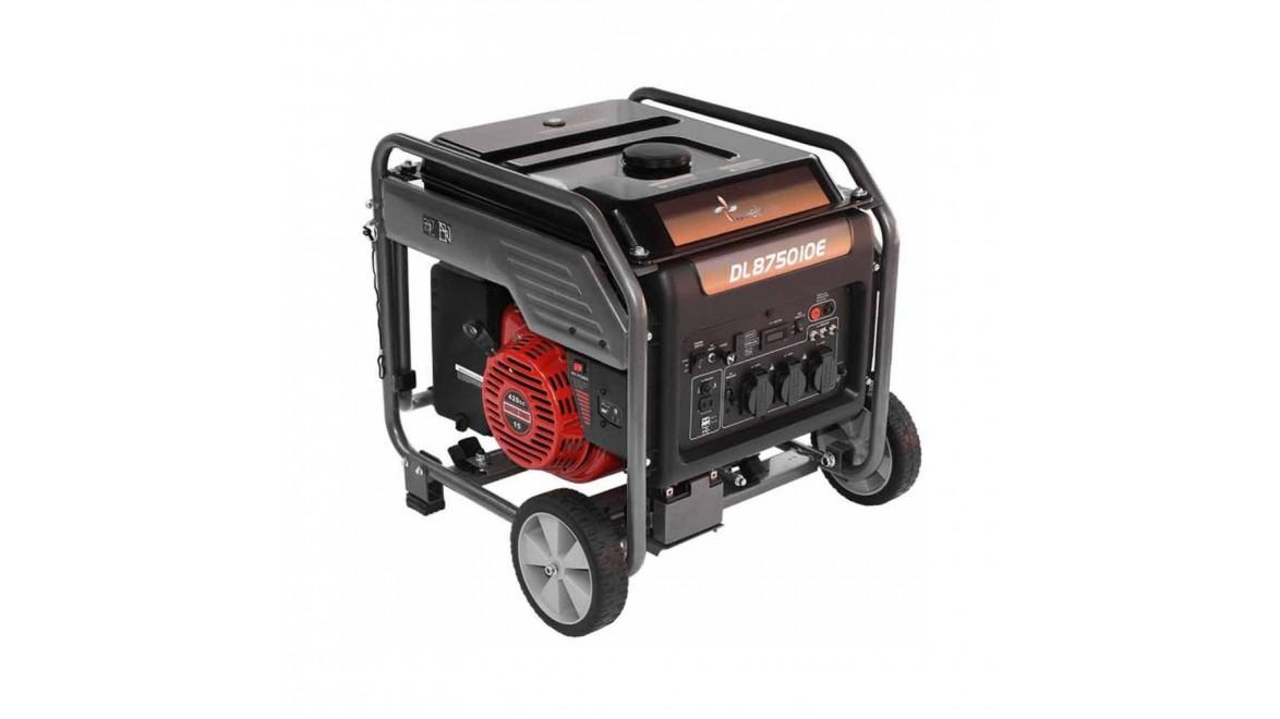 Бензиновый генератор Weekender DL8750IOE