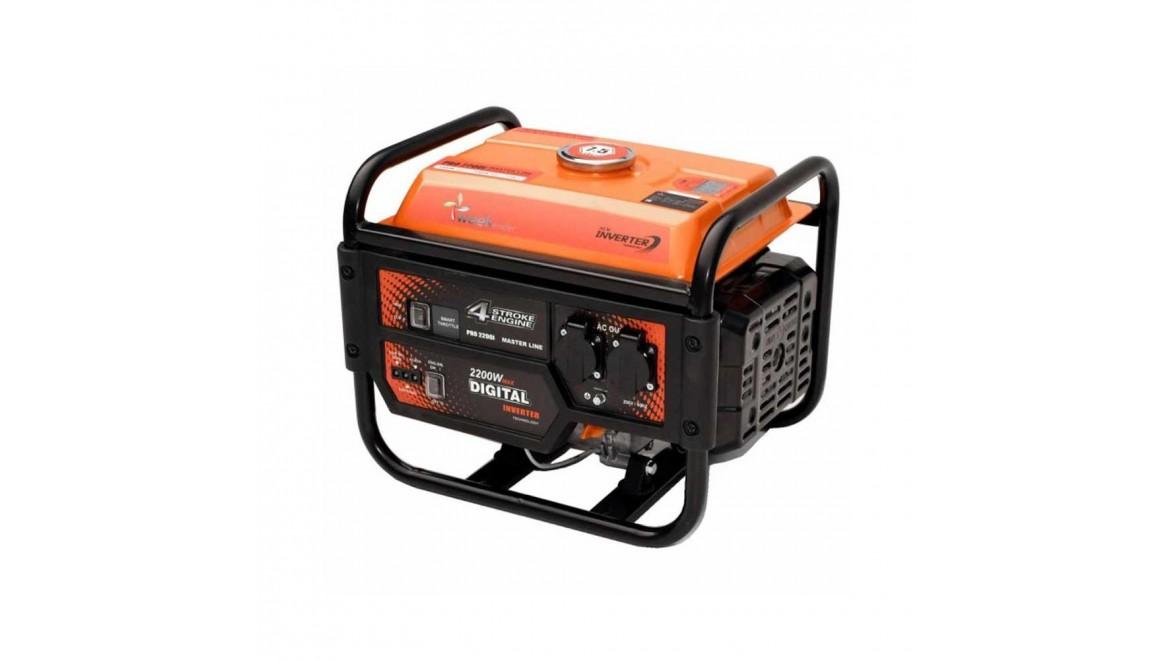 Бензиновый генератор Weekender PRO2200i