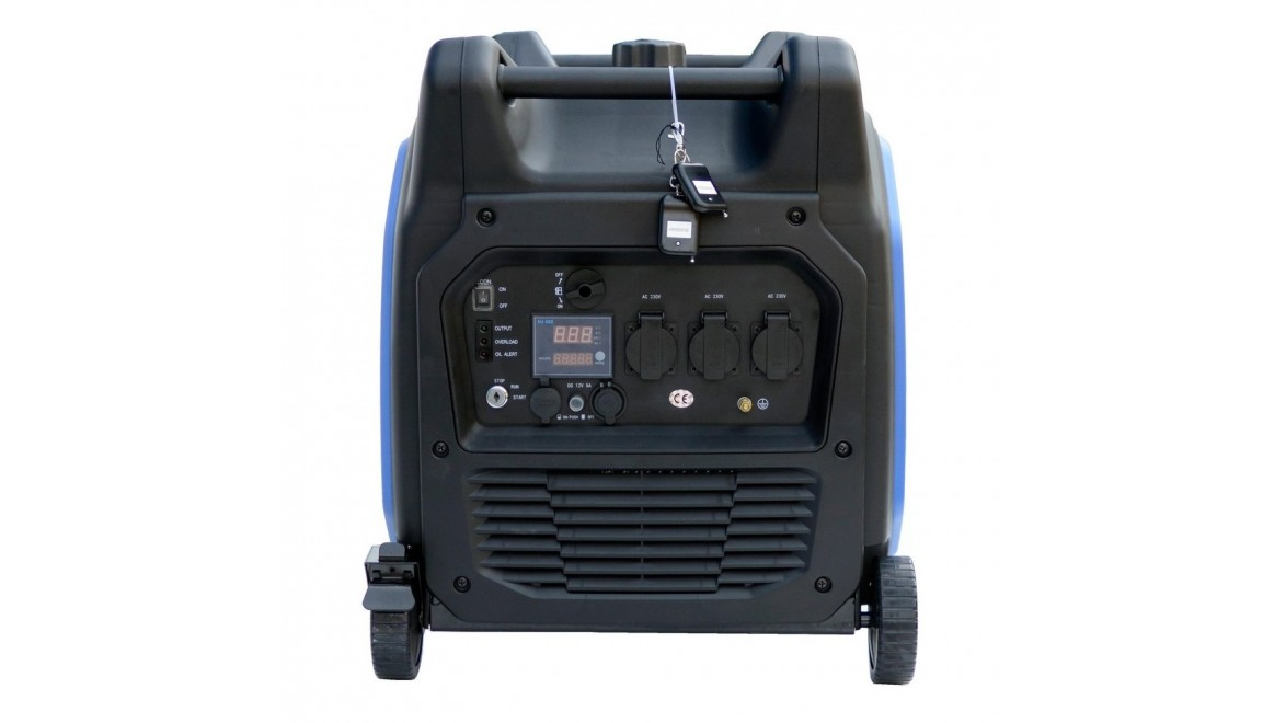 Бензиновый генератор Weekender X6500IE