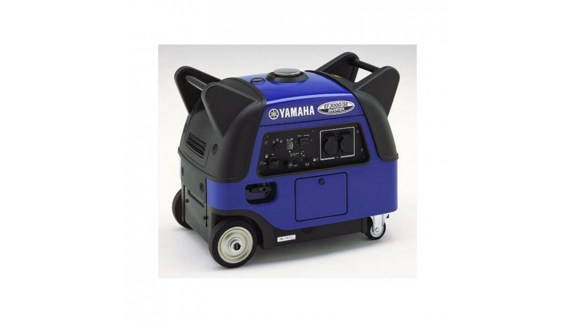 Бензиновый генератор Yamaha EF3000iSE