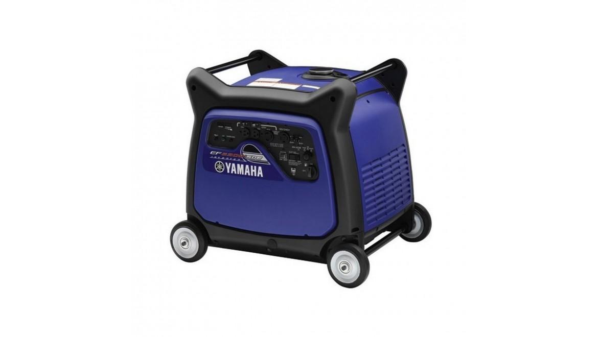 Бензиновый генератор Yamaha EF6300iSE