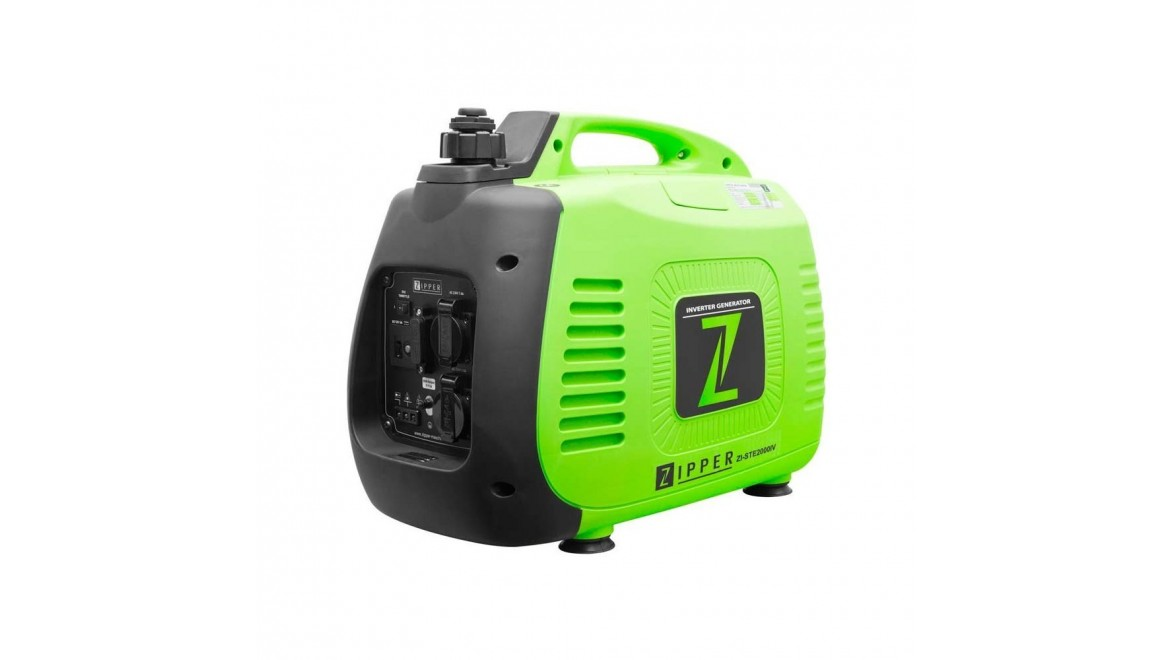 Бензиновый генератор Zipper ZI-STE2000IV