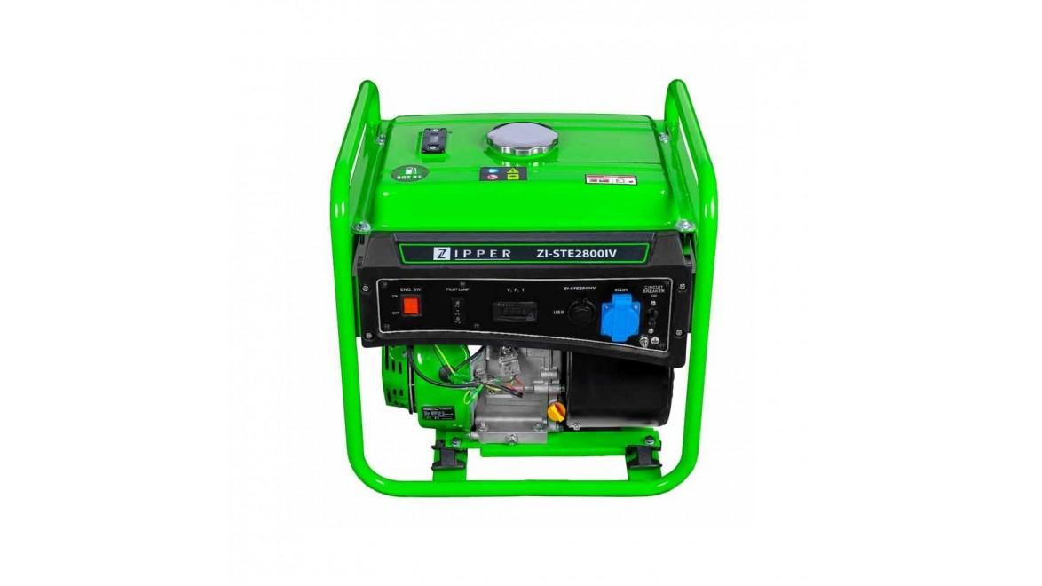 Бензиновый генератор Zipper ZI-STE2800IV