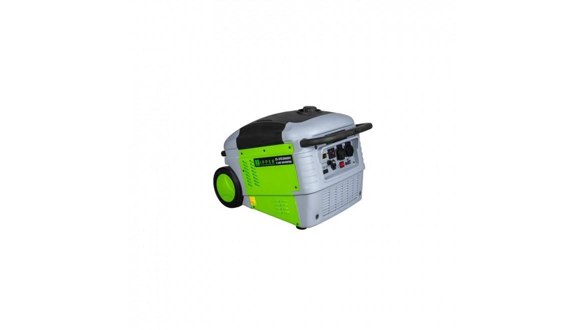 Бензиновый генератор Zipper ZI-STE3000IV