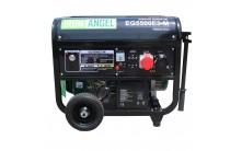 Бензиновый генератор Iron Angel EG 5500 E3
