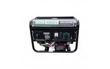 Бензиновый генератор Iron Angel EG3200е ats