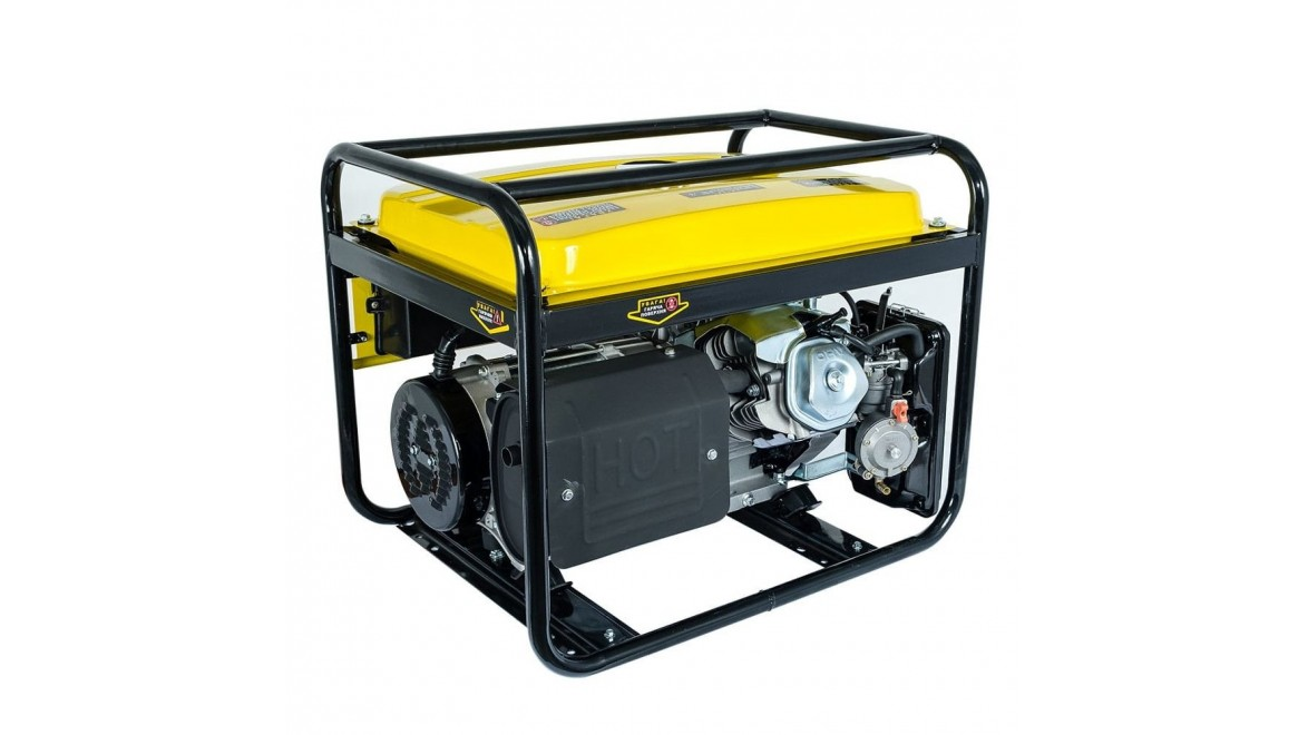 Гибридный генератор Кентавр КБГ 605 Эг