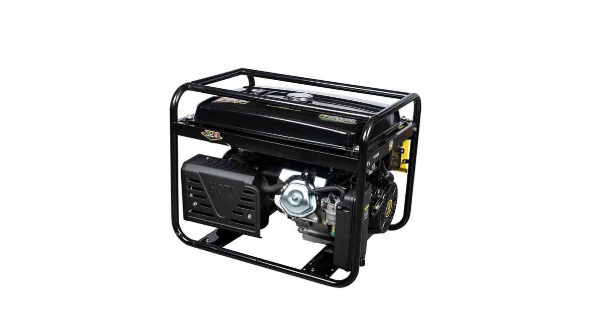 Бензиновый генератор Кентавр КБГ605Ea