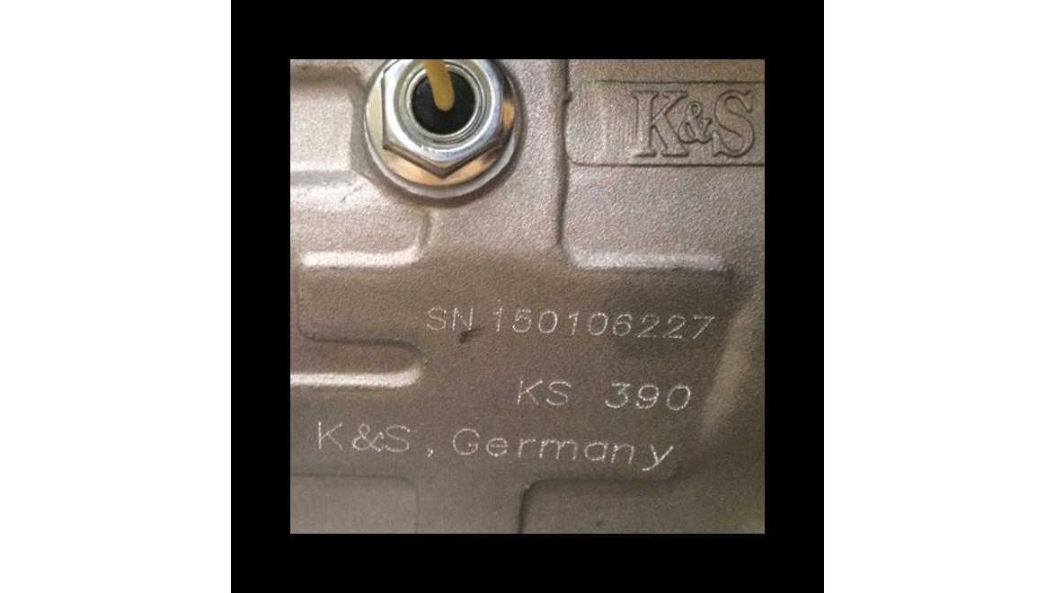 Бензиновый генератор Konner&Sohnen 7000E 1/3