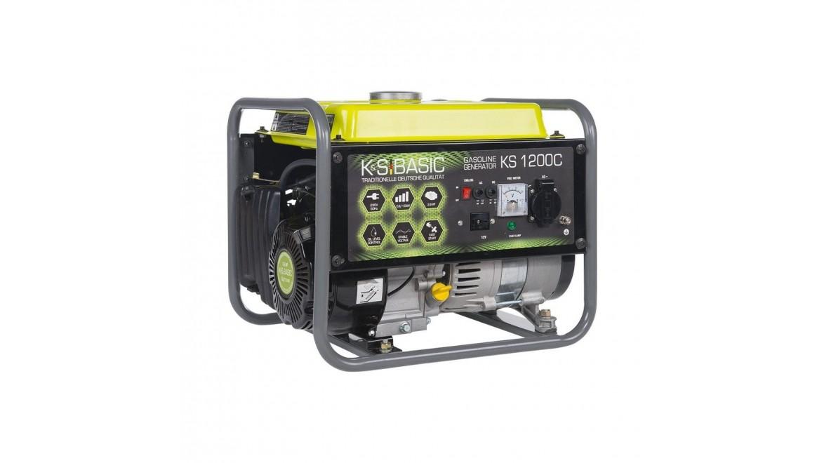Бензиновый генератор Konner&Sohnen BASIC KS 1200 C