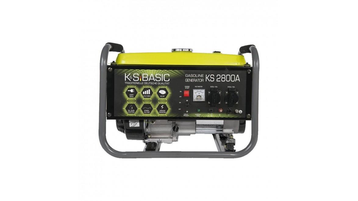 Бензиновый генератор Konner&Sohnen BASIC KS 2800 A