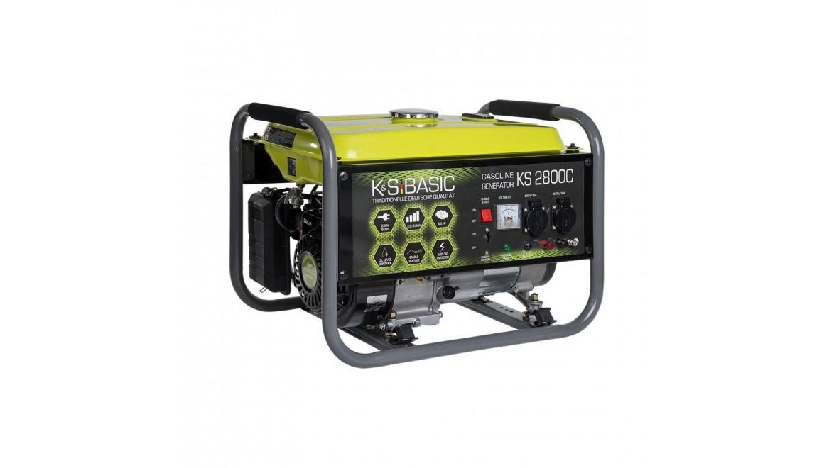 Бензиновый генератор Konner&Sohnen BASIC KS 2800 С
