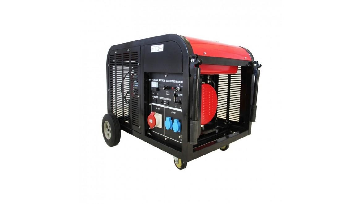 Бензиновый генератор Lifan LF10GF2-4ES