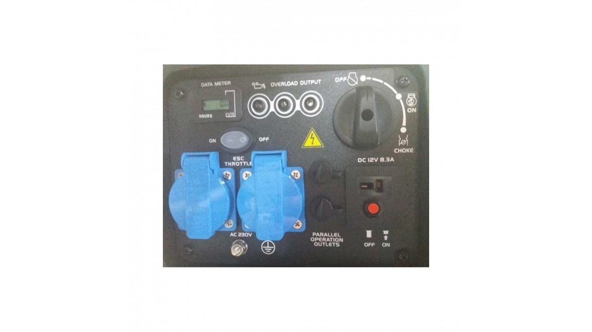 Бензиновый генератор Loncin LC 3000 i