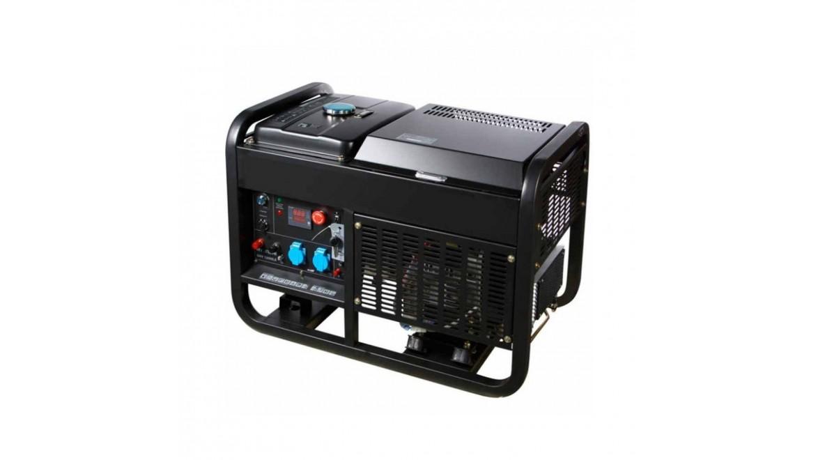Бензиновый генератор Malcomson ML15000‐GE1