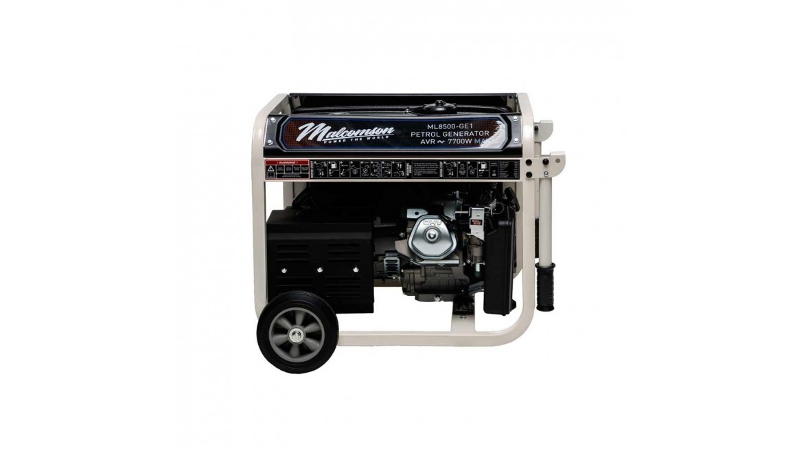 Бензиновый генератор Malcomson ML8500‐GE1