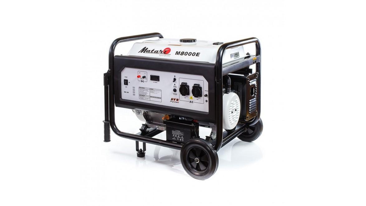 Бензиновый генератор Matari M8000E ATS