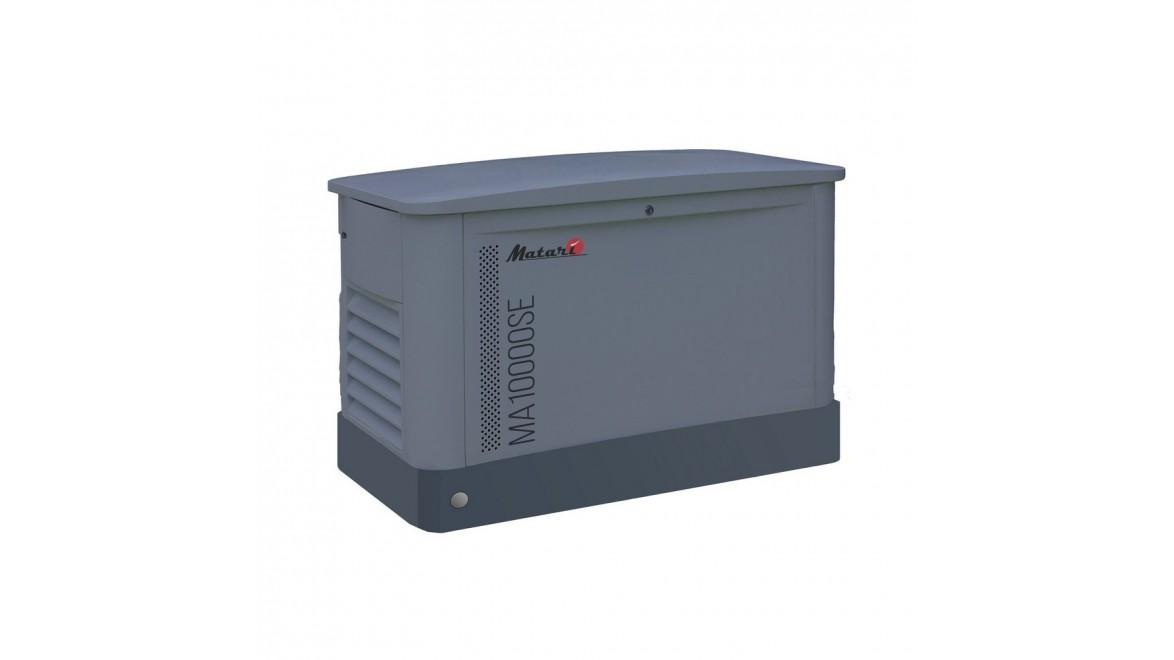 Бензиновый генератор Matari MA 10000 SE 3