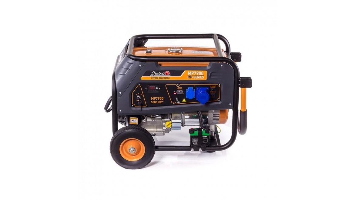 Бензиновый генератор Matari MP7900 ATS