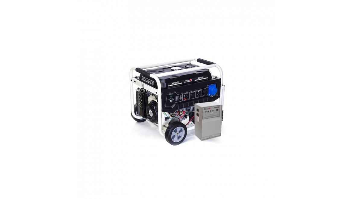 Бензиновый генератор Matari MX7000E ATS