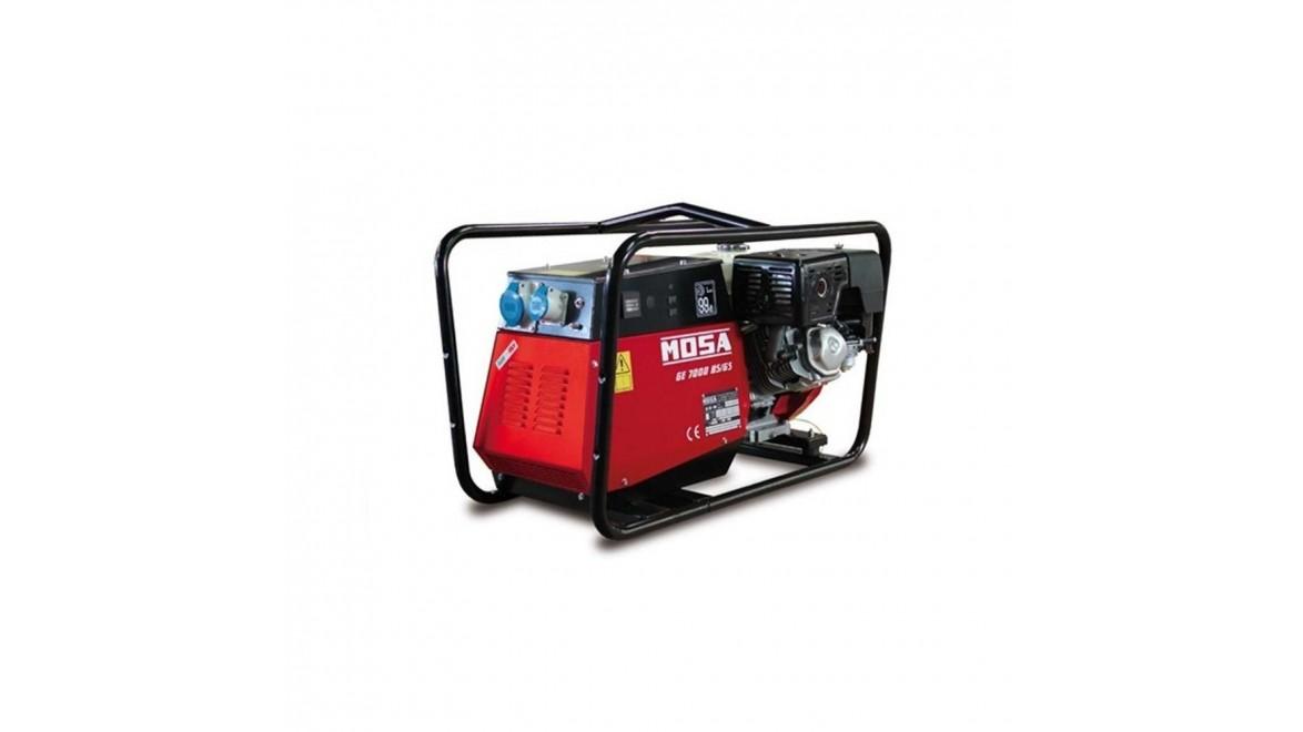 Бензиновый генератор MOSA GE 7000 BSGS