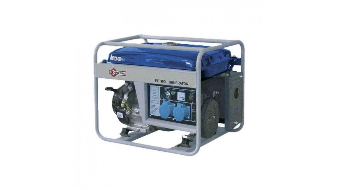 Бензиновый генератор Odwerk GG4500E