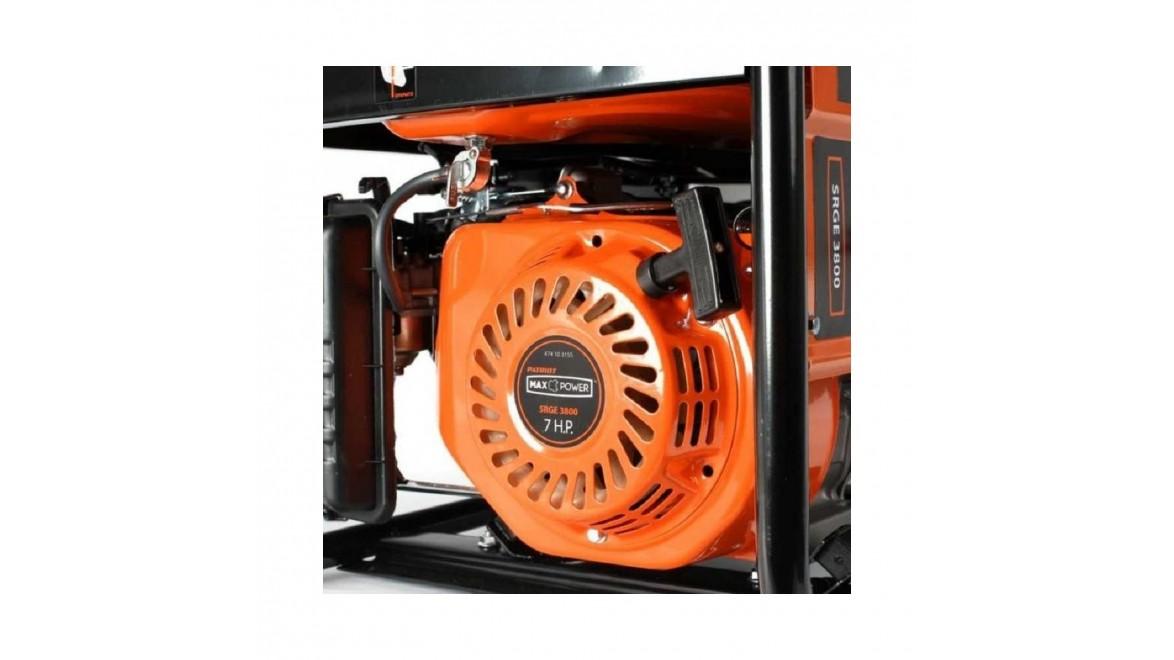 Бензиновый генератор Patriot SRGE 3800