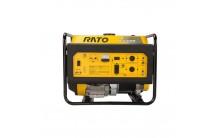 Бензиновый генератор Rato R6000D-3L