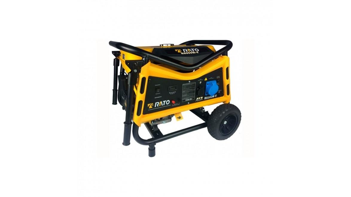 Бензиновый генератор Rato R6000W