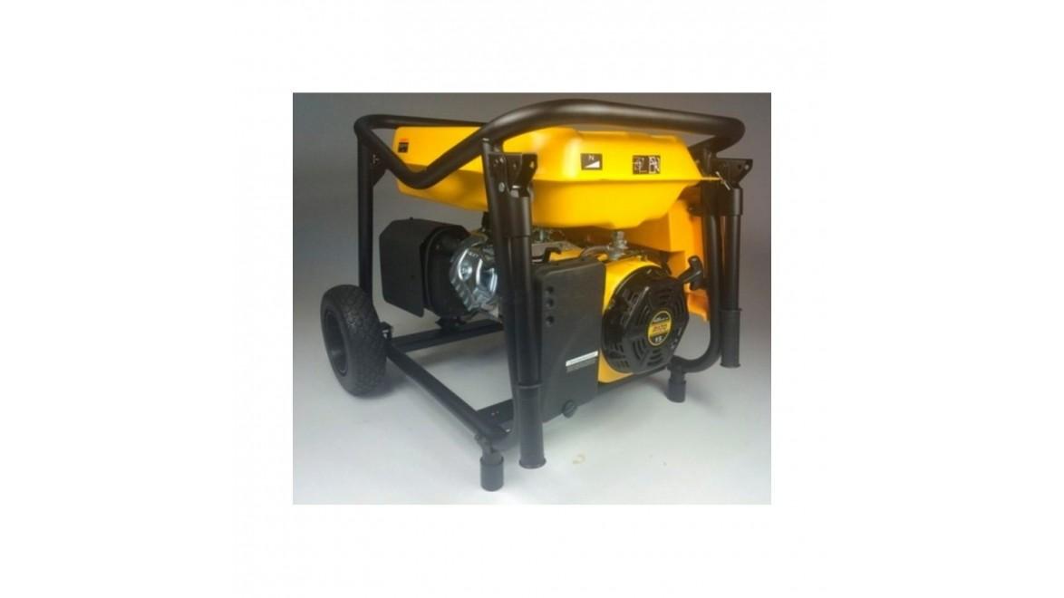 Бензиновый генератор Rato R6000WЕ